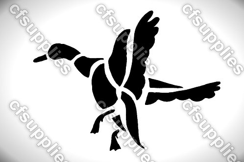 Bird collection of mylar stencils 125/190 micron in A5/A4/A3 sizes (B22)