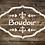 Boudoir Shabby Chic French Vintage Mylar Stencil