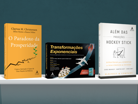 3 livros que vão ajudar seu negócio alcançar o próximo nível