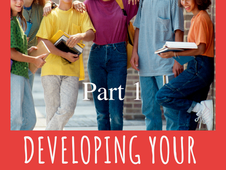 Developing Your Personal Story