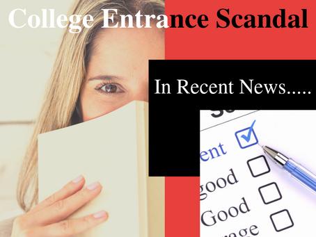 College Entrance Scandal