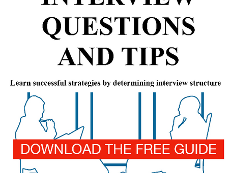 5 TOP INTERVIEW QUESTIONS AND TIPS