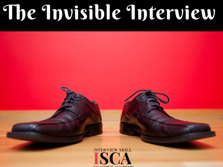 The Invisible Interview