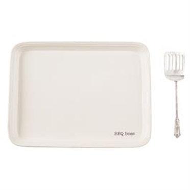 BBq Boss Platter Set