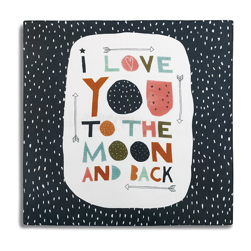 Moon and Back Swaddle
