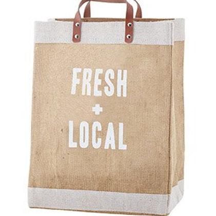 Fresh + Local Market Tote