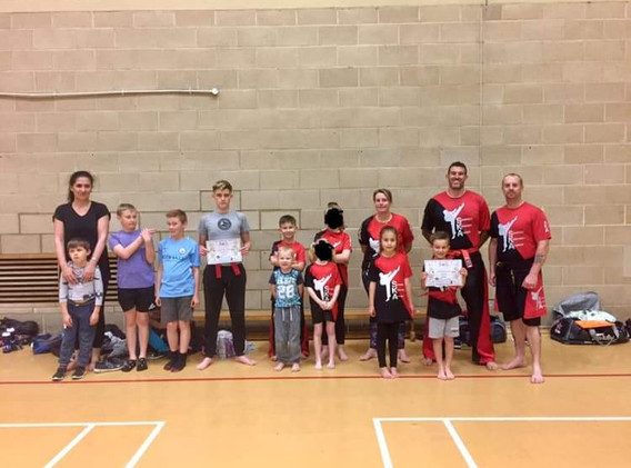 Hutton Moor Gradings