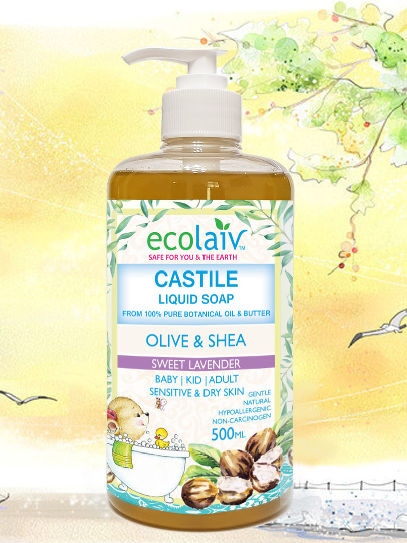 ecolaiv-castile-olive-shea-sweet-lavende