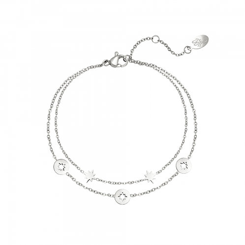 Armband starstruck silver
