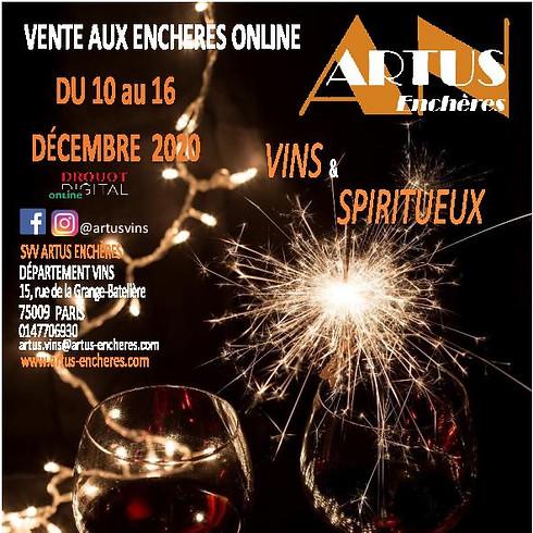 VENTE DE VINS & SPIRITUEUX ONLINE