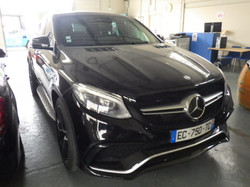 MERCEDES CLASSE GLE 63 S COUPE AMG 4X4