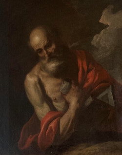 ECOLE NAPOLITAINE DU XVIIe SIECLE