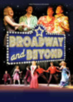 Clearer Productions, Broadway and Beyond, Songs from the Musicals of Broadway and the West End, A scintillating selection of song and dance from a century of Broadway's finest shows