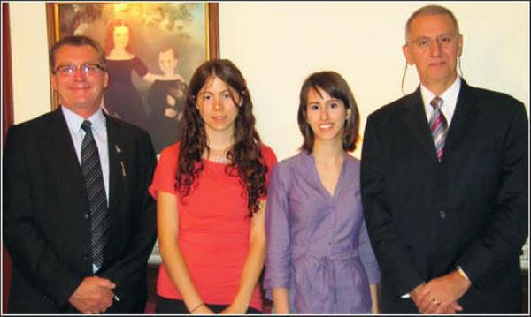 Réunion sociale 2010 de la Fondation Lucien-Piché