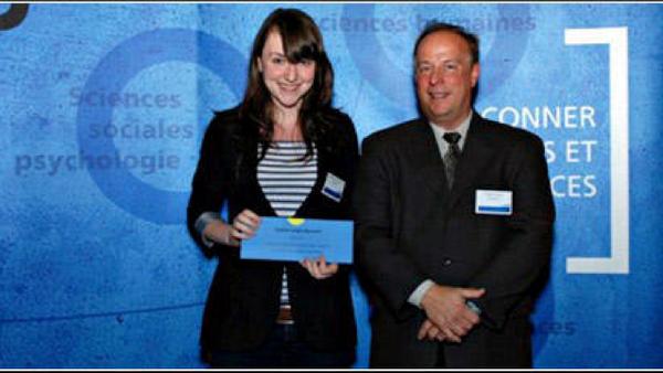 Cérémonies de remise de bourses de la Fondation Lucien-Piché 2011