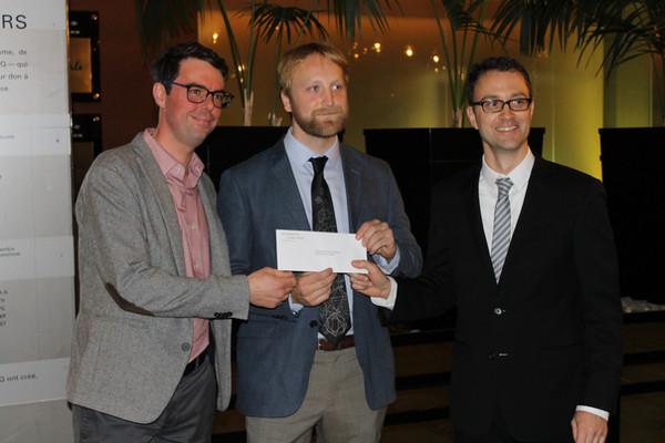 Lucien-Piché/Paraza Pharma awarded to Mr. Joseph Zsombor-Pindera