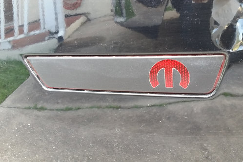 2011-2014 Dodge Charger Rear Parking Light Decal