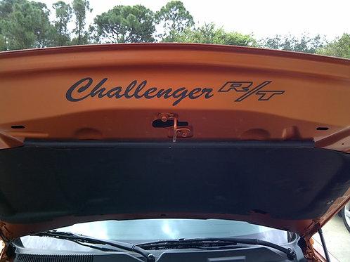 Challenger Under Hood Decal