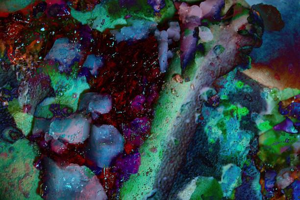 SHOOT 2-Experimental overlaid film images