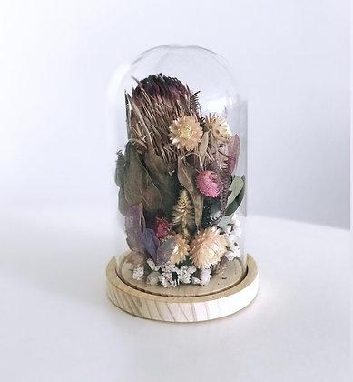 Redoma Flores Secas G