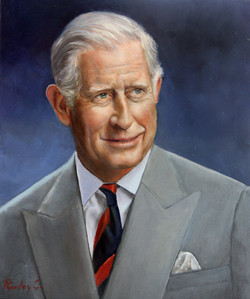 HRH Prince of Wales ( in Royal Collection)