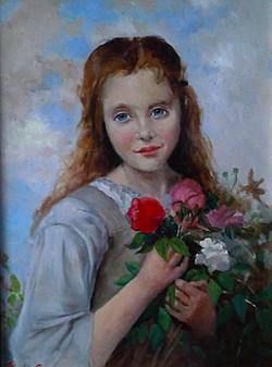 flower girl STOLEN