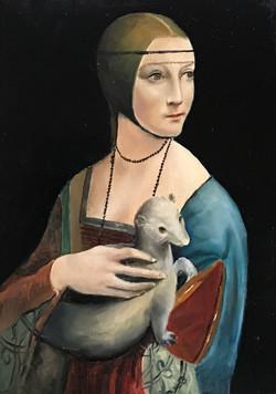 copy of L.Da Vinci £150