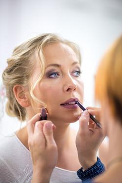 MakeUp bei Salon Runge 4
