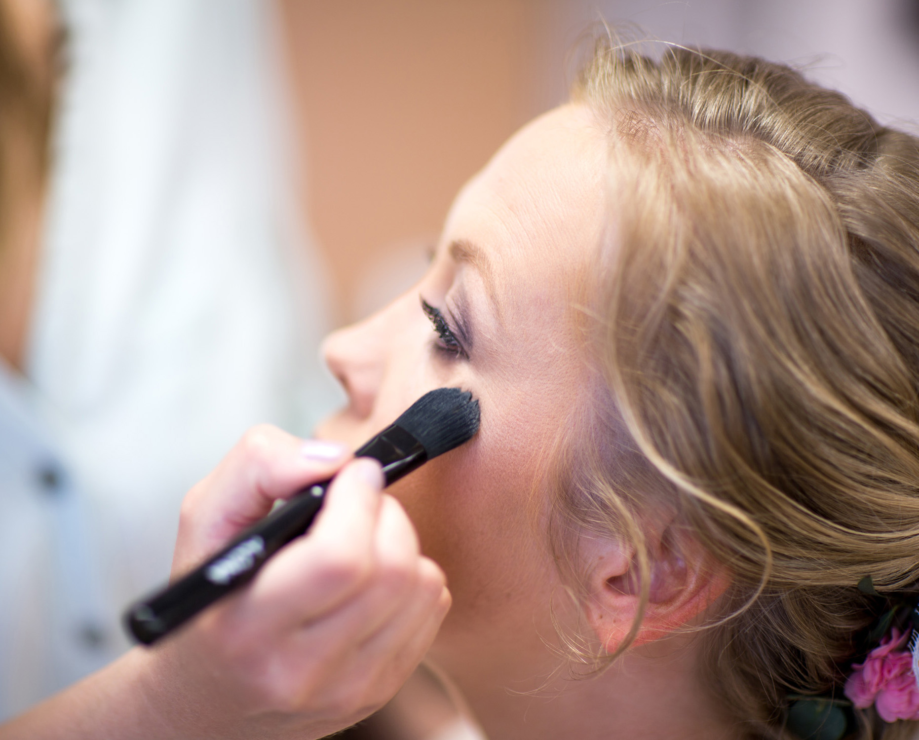 MakeUp bei Salon Runge 3