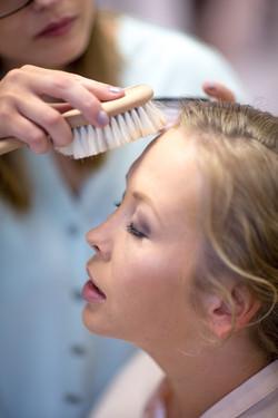 MakeUp bei Salon Runge 2