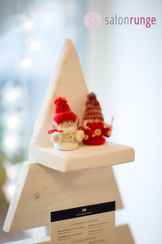 Weihnachten bei Salon Runge