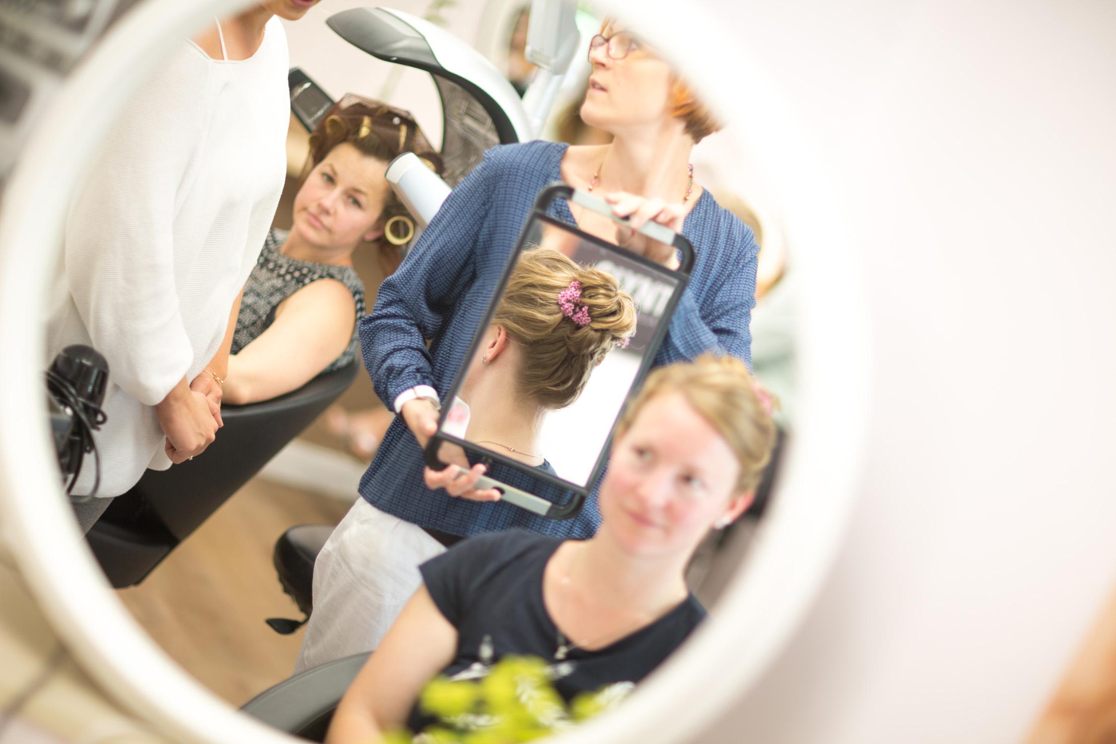 Friseurbesuch bei Salon Runge 4