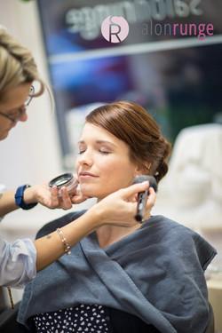 MakeUp von Salon Runge