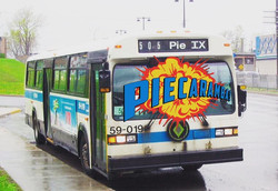 GET ON THE PIE-BUS!