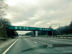 vote pies
