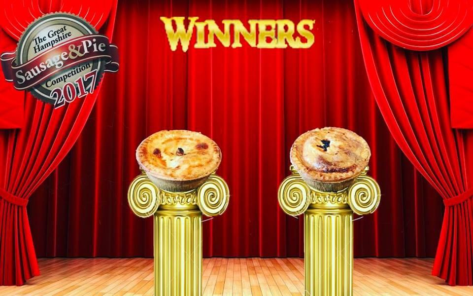 pie winners