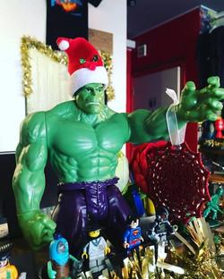 Santa Hulk