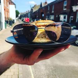 Sunny pie!