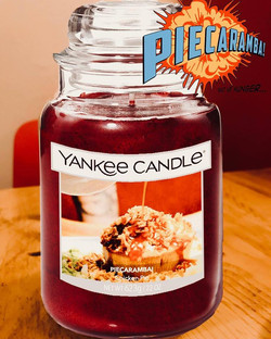 Chicken Pie Scented Candle?