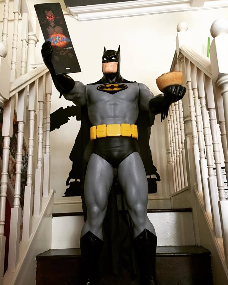Batman in Southampton!