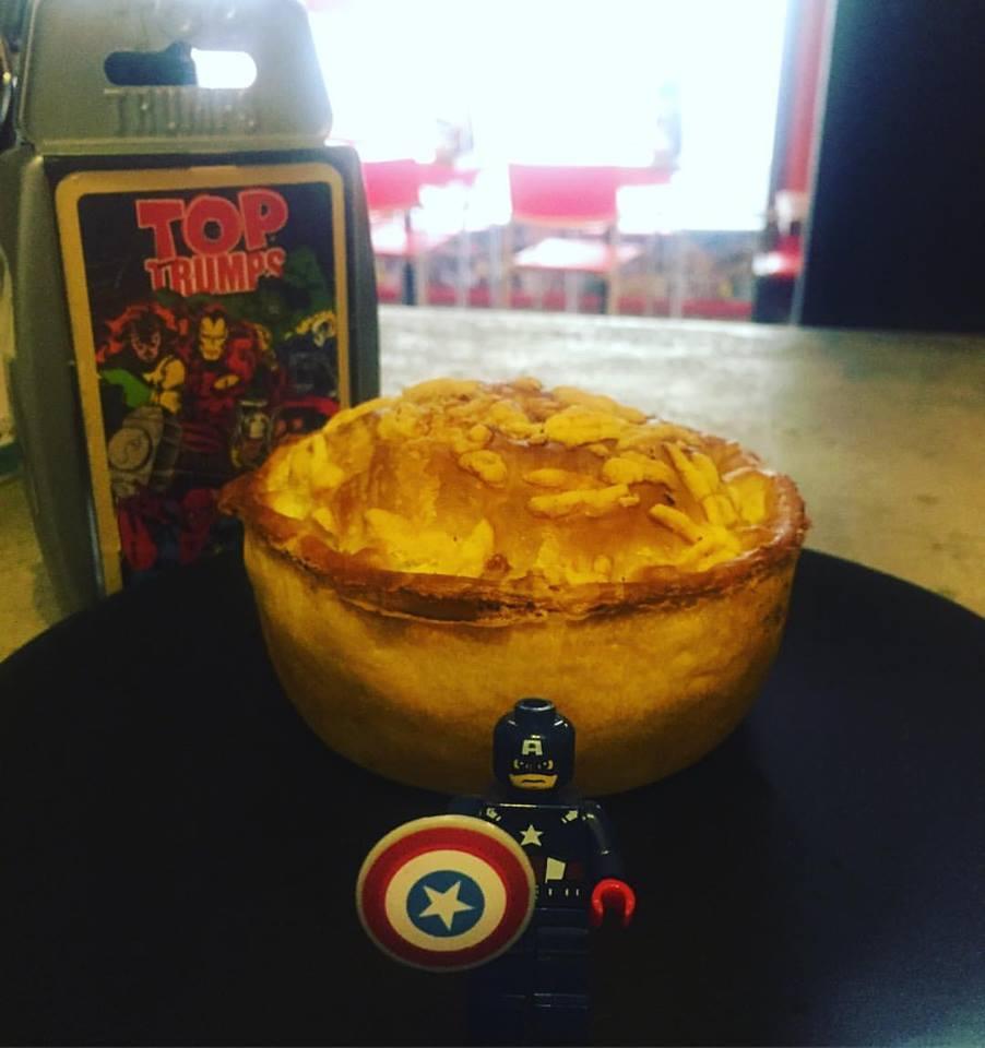 pie hero