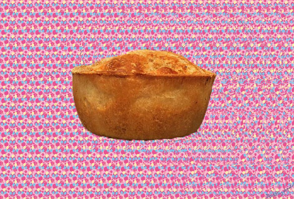 Pie Magic Eye!