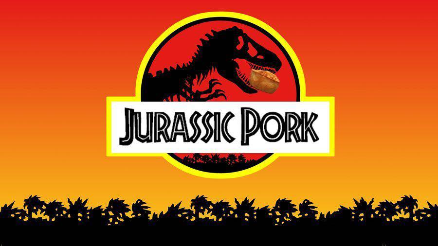 Jurassic Pork!