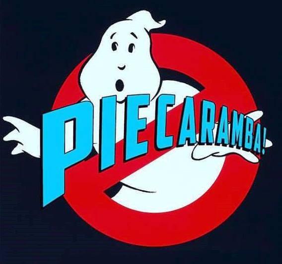 Pie ghost