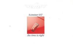 Scimitar SST brochure