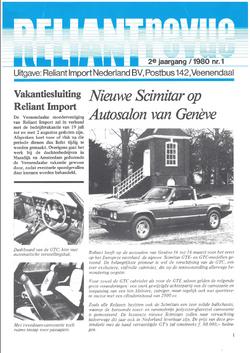 Reliant Revue 1980 nr1