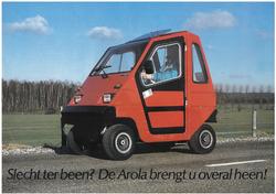 Arola brochure