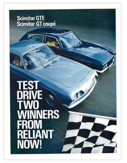 Mini Leaflet GT & GTE