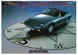 Brochure Reliant Scimitar SS1