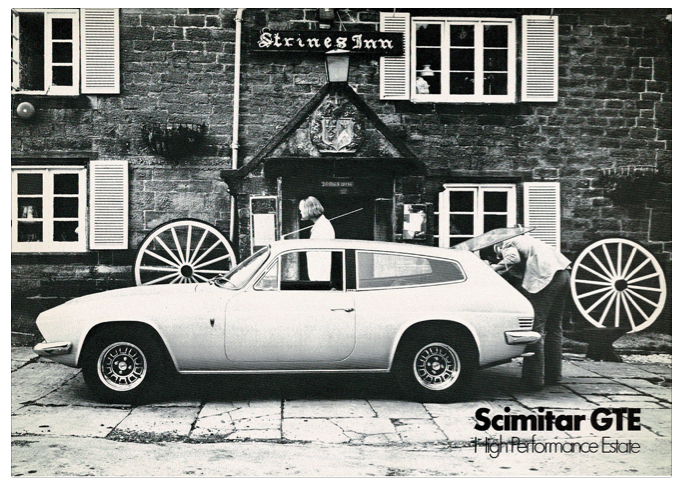 Scimitar GTE High Performance Estate Que